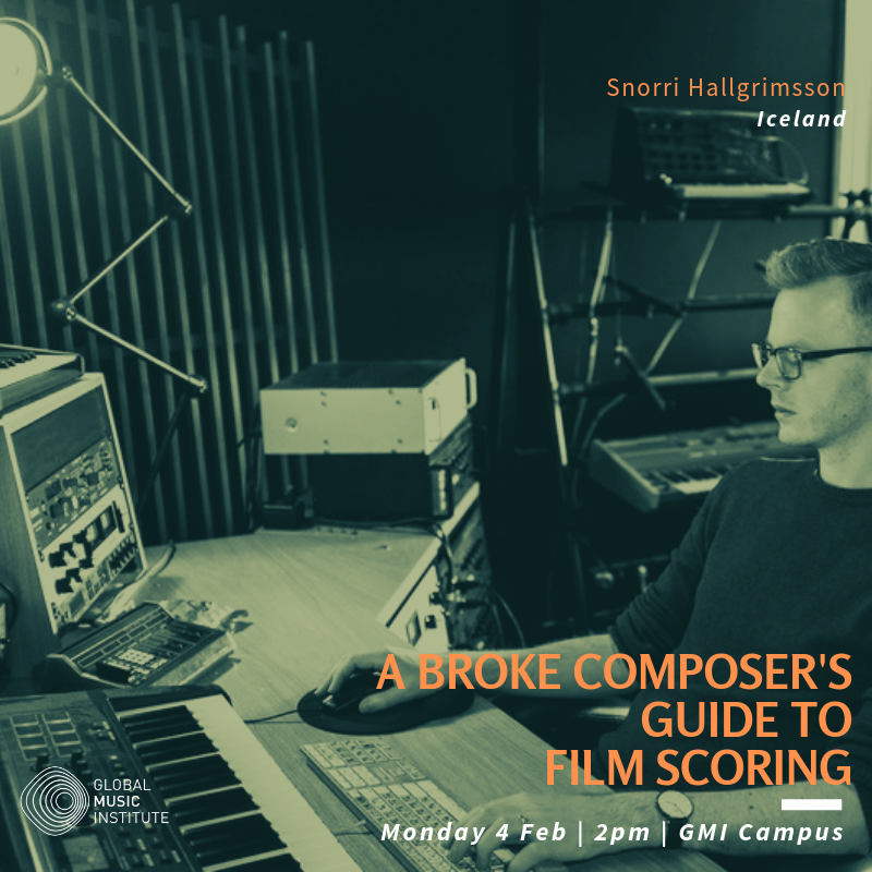 A Broke Composer's Guide to Film Scoring - Global Music